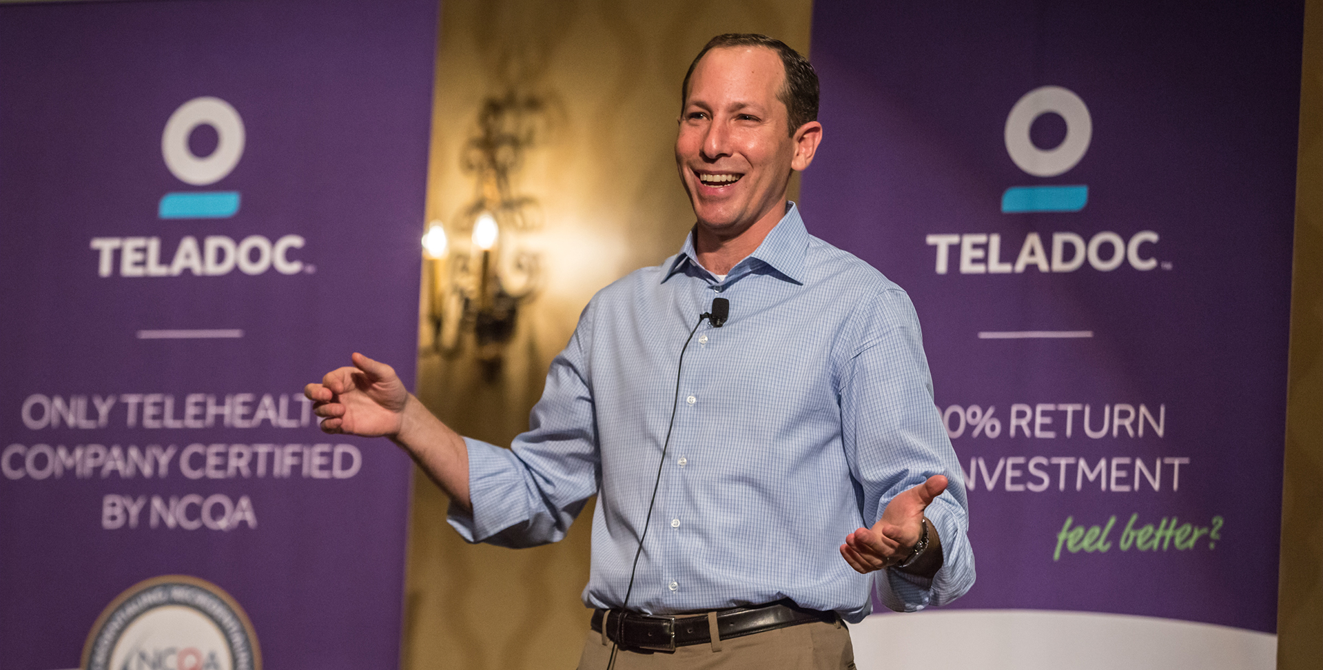 Jason Gorevic, Teladoc CEO